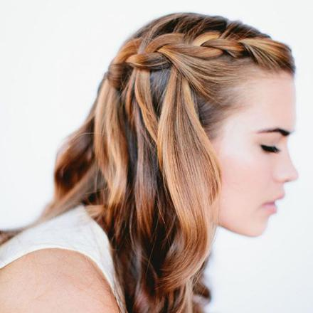 coiffure tresse femme