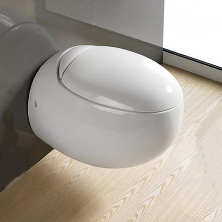 wc suspendu oeuf