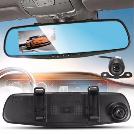 camera retroviseur voiture