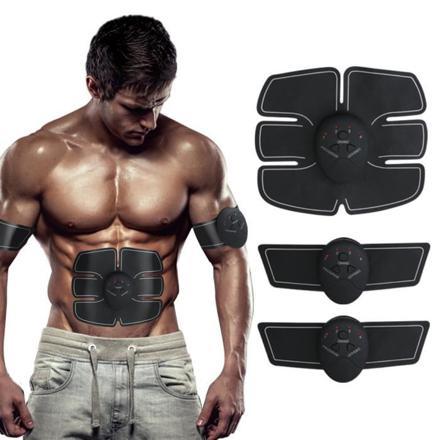 ceinture abdominale avec electrode