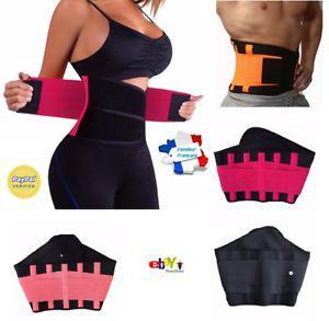 ceinture ventre sport