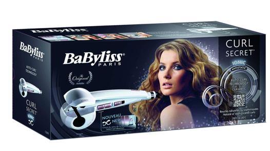 fer à boucler babyliss curl secret