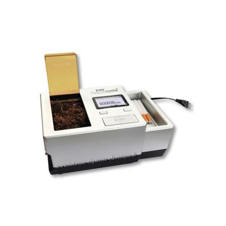 machine tube cigarette electrique