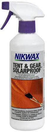 nikwax tent